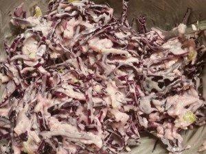 Rotkraut-Apfel-Salat 05