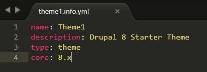 Drupal Theme Basics 02